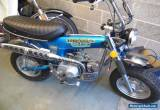 Honda CT70 K3 Monkeybike for Sale