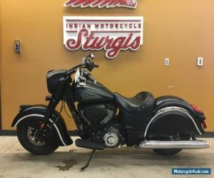 2016 Indian Chief for Sale