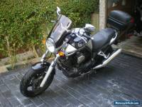 YAMAHA BT 1100 BLACK, 2007, 13000 miles, all mot's
