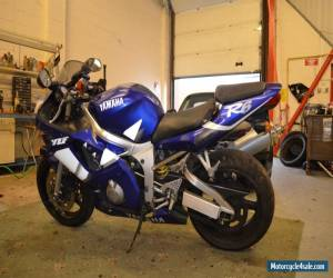 Yamaha R6 1999 5eb Model, 12 Months MOT, 26,694 miles for Sale