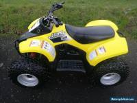 SUZUKI LTA 50 LTA50 CHILDS AUTOMATIC QUAD BIKE EXCELLENT CONDITION PART EXCHANGE
