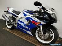 2002 SUZUKI GSXR 600 K1 **FREE UK Delivery** WHITE/BLUE