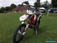 KTM EXC - F 250 SIX DAYS