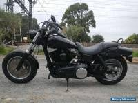 HARLEY DAVIDSON FAT BOB 2008 ONLY $14,990
