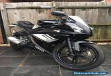 YAMAHA YZF R125 2009 59PLATE for Sale