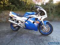 SUZUKI GSXR 1100 WR 1995