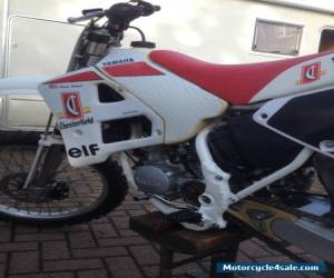 Yamaha YZ 125 1989 for Sale