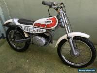 Yamaha TY 80cc 1976 scrambler rare classic