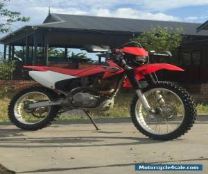 Honda CRF230F Motorbike 2008 Model Excellent Condition for Sale