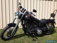 Harley Davidson Street Bob 2007 96ci 6 speed.