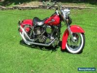 1983 Harley-Davidson shovelhead
