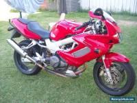 motorcycle Honda VT1000 1998