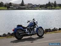 Harley Davidson Motorcycle Fatboy, 2007, 1584cc