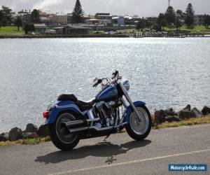 Harley Davidson Motorcycle Fatboy, 2007, 1584cc for Sale
