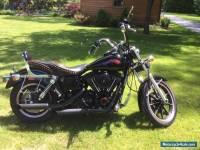1991 Harley-Davidson Sturgis