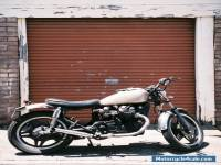 BRAT STYLE 1981 HONDA CX500 CUSTOM CAFE RACER LAMS APPROVED