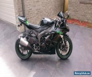 2009 Kawasaki Ninja ZX6R for Sale