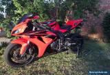 2007 Honda CBR 1000K7 for Sale