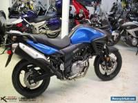 2015 Suzuki DL650 VSTROM ABS