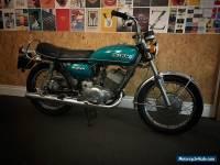 Suzuki T250R Hustler, 1971 UK Bike, Stunning unrestored example, 8357 miles