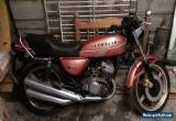 Kawasaki KH250 Motorcycle for Restoration for Sale