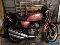 Kawasaki KH250 Motorcycle for Restoration