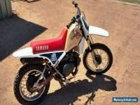 Yamaha PW80 Pee Wee 80cc