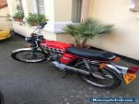 Yamaha FS1-E - 50cc Fizzy Classic Sports Moped FS1E Two Stroke 1988