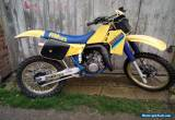 Rm 125 1985 for Sale