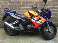 HONDA CBR125R REPSOL 2006 LOW MILES FULL MOT LEARNER COMMUTER 125 SPORTS CBR