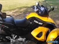 2008 Can-Am Spyder GS