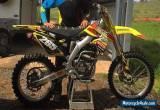 RMZ 250 2016 Race Bike for Sale