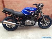 Suzuki GS 500 track bike