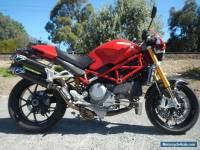 DUCATI S4 RS ONE OWNER WITH ONLY 12,461 KS