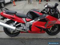 SUZUKI GSX 1300 R 2005 MODEL WITH ONLY 42,601 KS GREAT VALUE