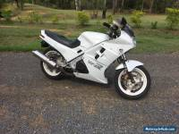 Honda VFR 750, 86 model, runs well needs some lovin.