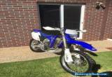 Yamaha WR450F 2009 for Sale