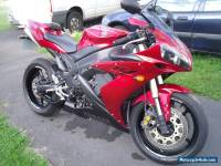 YAMAHA YZF-R1 RED 2005 UNDER SEAT EXHAUST