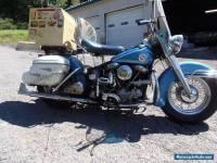 1957 Harley-Davidson Touring