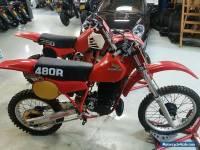 Honda CR 480 & Honda CR 250 - 1982 - Package deal !!! 2 bikes