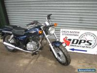 SUZUKI GZ 125 K3 BLUE low mallage with private plate