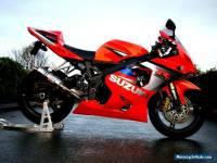 2007 SUZUKI GSXR 750 DREAM MACHINE WOW PX R1 FIREBLADE 1000 600 R6 CBR RR