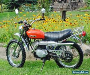Motorcycle 1971 Suzuki Other for Sale