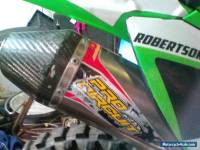 2012 KX250F FUEL INJECTED