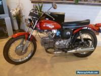 1971 Harley-Davidson Sprint