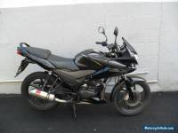 HONDA CBF125 LEARNER LEGAL COMMUTER  SCORPION CAN