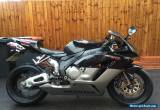 2004 HONDA CBR 1000 RR-4 BLACK Low miles immaculate condition.  for Sale