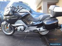 BMW R 1200 RT  SE  2010 WITH A TRAILER