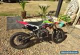 MOTOCROSS BIKE 150CC HONDA MOTOR DONE 30 KLMS for Sale