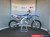 Yamaha YZ450F - Only 1 Hour - 2017